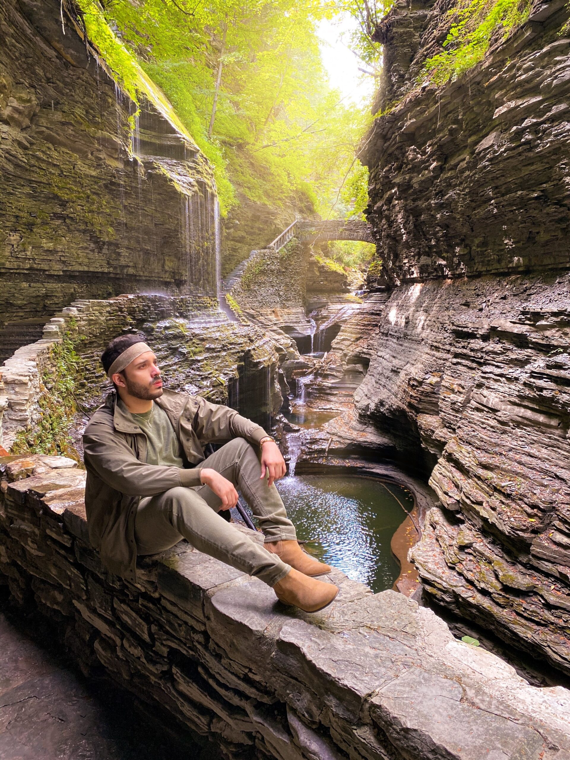 The Best Travel Photography Gear: What's In My Camera Bag | Watkins Glen State Park