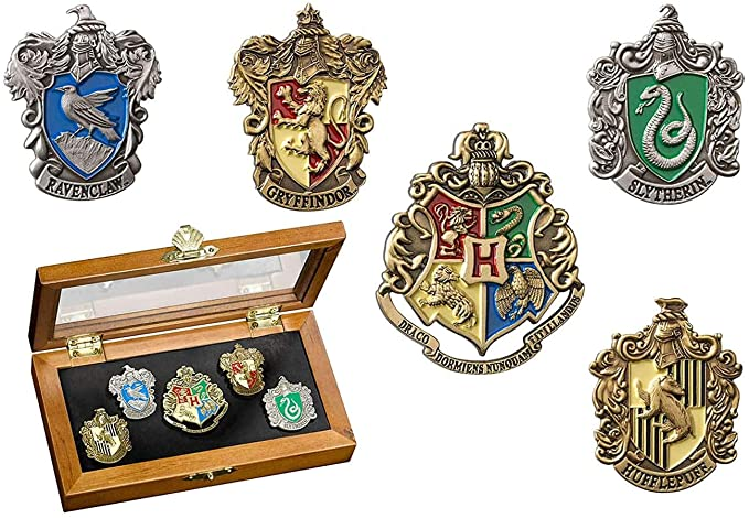 Hogwarts House Crest Pins by The Noble Collections  Harry Potter gift ideas   cool Harry Potter gift ideas   magical Harry Potter gift ideas   cute Harry Potter gift ideas   what to gift a harry potter fan   what is the best gift for a harry potter fan   the ultimate harry potter gift   the best harry potter gift ideas   harry potter gift for girl   harry potter gift for teacher   harry potter gift for kids   harry potter gift to buy   harry potter gift for adults   harry potter gift for him   harry potter gift for her   harry potter gift for boyfriend   harry potter gift for girlfriend   harry potter gift amazon   harry potter anniversary gift   harry potter gift bag ideas   harry potter gift box ideas   harry potter gift guide   harry potter official gift shop   harry potter gift set   Harry Potter gift guide   the best harry potter gift ideas   what to get someone who loves harry potter   harry potter hufflepuff gift ideas   harry potter Gryffindor gift ideas   harry potter Ravenclaw gift ideas   harry potter Slytherin gift ideas   harry potter graduation gift ideas   good harry potter gift ideas   great harry potter gift ideas   harry potter baby shower gift ideas   harry potter themed wedding gift ideas   unique harry potter gift ideas   harry potter valentines gift ideas   potterhead gift ideas   best potterhead gifts   cool potterhead gift ideas   Harry Potter gifts for men   Harry Potter gift box   Harry Potter gifts uk   harry potter gifts for tweens   harry potter gift basket   harry potter gift set   Harry Potter stocking stuffers   Harry Potter Christmas gifts   fantastic beasts gift guide