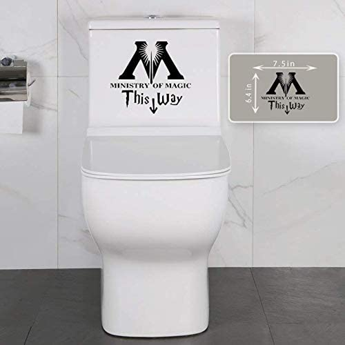 Harry Potter: Ministry of Magic This Way Toilet / Wall Vinyl Decal  Harry Potter gift ideas   cool Harry Potter gift ideas   magical Harry Potter gift ideas   cute Harry Potter gift ideas   what to gift a harry potter fan   what is the best gift for a harry potter fan   the ultimate harry potter gift   the best harry potter gift ideas   harry potter gift for girl   harry potter gift for teacher   harry potter gift for kids   harry potter gift to buy   harry potter gift for adults   harry potter gift for him   harry potter gift for her   harry potter gift for boyfriend   harry potter gift for girlfriend   harry potter gift amazon   harry potter anniversary gift   harry potter gift bag ideas   harry potter gift box ideas   harry potter gift guide   harry potter official gift shop   harry potter gift set   Harry Potter gift guide   the best harry potter gift ideas   what to get someone who loves harry potter   harry potter hufflepuff gift ideas   harry potter Gryffindor gift ideas   harry potter Ravenclaw gift ideas   harry potter Slytherin gift ideas   harry potter graduation gift ideas   good harry potter gift ideas   great harry potter gift ideas   harry potter baby shower gift ideas   harry potter themed wedding gift ideas   unique harry potter gift ideas   harry potter valentines gift ideas   potterhead gift ideas   best potterhead gifts   cool potterhead gift ideas   Harry Potter gifts for men   Harry Potter gift box   Harry Potter gifts uk   harry potter gifts for tweens   harry potter gift basket   harry potter gift set   Harry Potter stocking stuffers   Harry Potter Christmas gifts