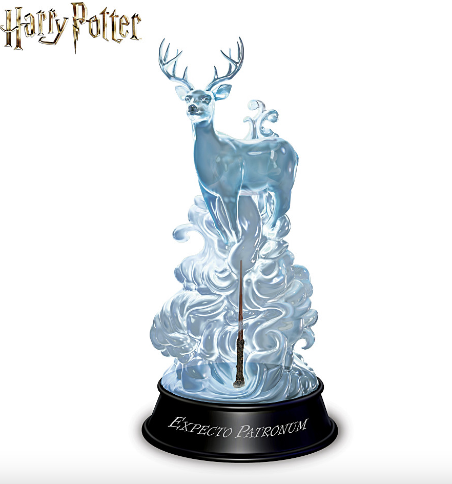 """Harry Potter """"Expecto Patronum"""" Illuminated Sculpture  Harry Potter gift ideas   cool Harry Potter gift ideas   magical Harry Potter gift ideas   cute Harry Potter gift ideas   what to gift a harry potter fan   what is the best gift for a harry potter fan   the ultimate harry potter gift   the best harry potter gift ideas   harry potter gift for girl   harry potter gift for teacher   harry potter gift for kids   harry potter gift to buy   harry potter gift for adults   harry potter gift for him   harry potter gift for her   harry potter gift for boyfriend   harry potter gift for girlfriend   harry potter gift amazon   harry potter anniversary gift   harry potter gift bag ideas   harry potter gift box ideas   harry potter gift guide   harry potter official gift shop   harry potter gift set   Harry Potter gift guide   the best harry potter gift ideas   what to get someone who loves harry potter   harry potter hufflepuff gift ideas   harry potter Gryffindor gift ideas   harry potter Ravenclaw gift ideas   harry potter Slytherin gift ideas   harry potter graduation gift ideas   good harry potter gift ideas   great harry potter gift ideas   harry potter baby shower gift ideas   harry potter themed wedding gift ideas   unique harry potter gift ideas   harry potter valentines gift ideas   potterhead gift ideas   best potterhead gifts   cool potterhead gift ideas   Harry Potter gifts for men   Harry Potter gift box   Harry Potter gifts uk   harry potter gifts for tweens   harry potter gift basket   harry potter gift set   Harry Potter stocking stuffers   Harry Potter Christmas gifts   fantastic beasts gift guide"""